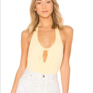 Privacy Please Holt Bodysuit from Revolve